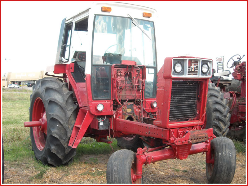 Used Tractor Parts From Smith Tire And Repair And Bits And