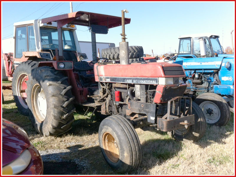 Smith Ford Tractors : Tractors for sale and salvage from smith tire repair