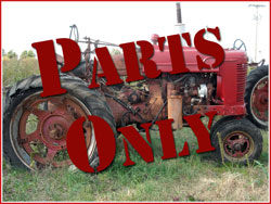 Smith Tire and Repair 706 IH Tractor