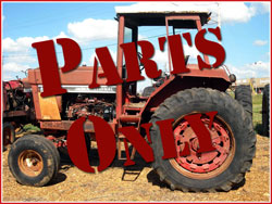 Smith Tire and Repair 886 IH Tractor