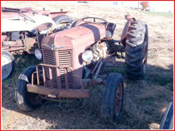 Smith Tire and Repair 1066 IH Tractor